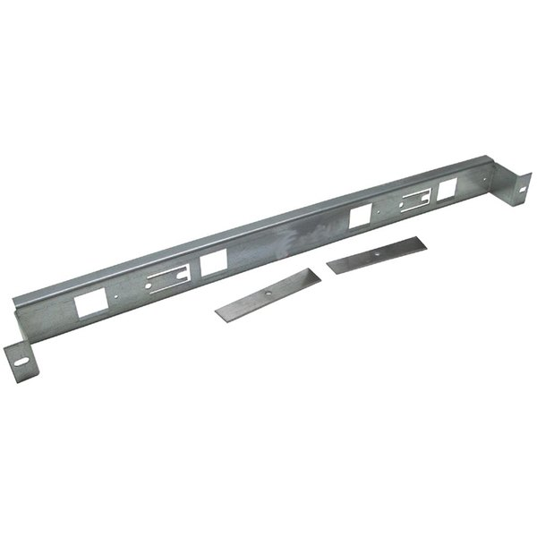 All Points 26-3000 Burner Support Bracket with 2 Metal Strips Main Image 1