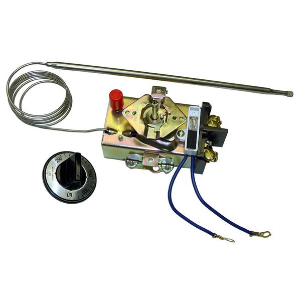 "All Points 46-1086 Thermostat; Type H1; Temperature: 60 - 250 Degrees Fahrenheit; 36"" Capillary"