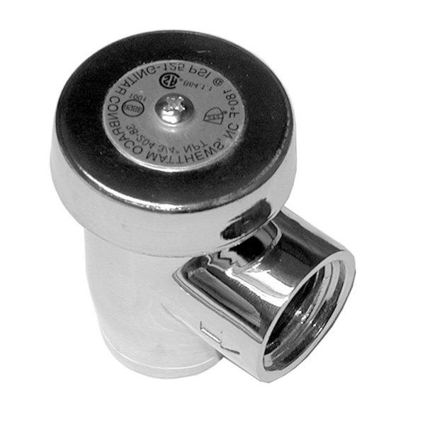 """Conbraco 38-104-06 Equivalent 3/4"""" NPT Forged Body Vacuum Breaker, 125 PSI - 180 Degrees Fahrenheit Maximum Temperature Main Image 1"""