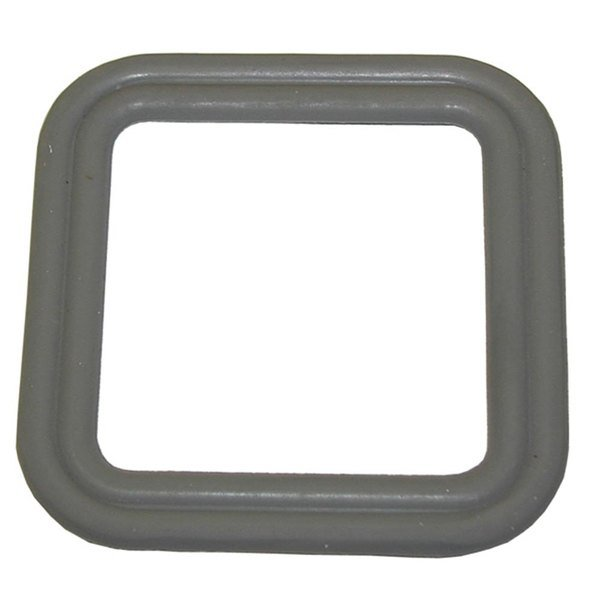 "All Points 32-1414 3 1/2"" x 3 1/2"" Square Drain Gasket"