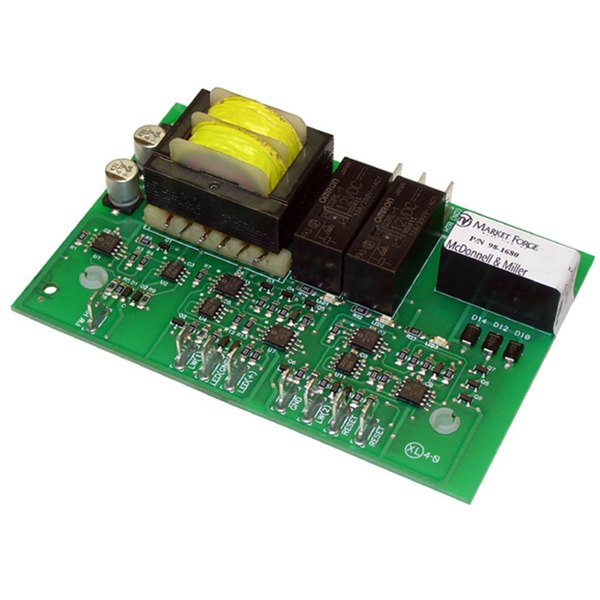 "Market Forge 981680 Equivalent Low Water Control Board - 3"" x 4 1/2"""