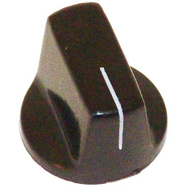 "All Points 22-1131 3/4"" Thermostat Control Knob with Pointer Main Image 1"