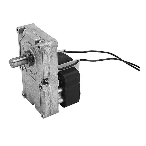 All Points 68-1054 Conveyor Drive Motor with Gearbox and Fan - 115V