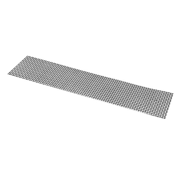 "All Points 26-1854 20 1/2"" x 5"" Incoloy Mesh Screen / Ceramic Support"