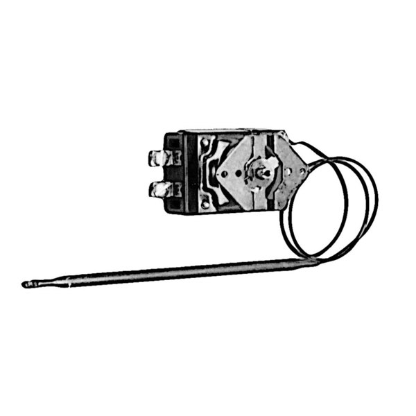 """Middleby Marshall A26213 Equivalent Thermostat; Type K; Temperature 60 - 210 Degrees Fahrenheit; 18"""" Capillary"""