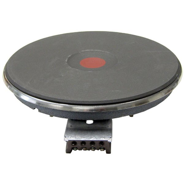 """All Points 34-1711 Sealed Surface Heater; 240V, 2000W, 7 1/2"""" Diameter Main Image 1"""