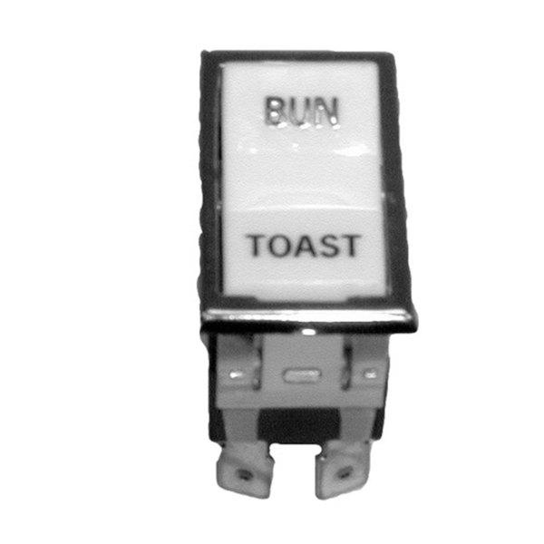"Savory 21351SP Equivalent ""Bun""/""Toast"" (On/On) - 15A/125V, 10A/250V"