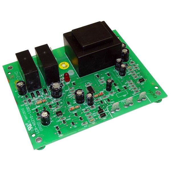 All Points 44-1006 Water Level Control Board for Steamers Main Image 1