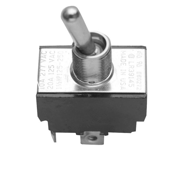 All Points 42-1062 On/Off Toggle Switch - 20A/125V, 10A/277V