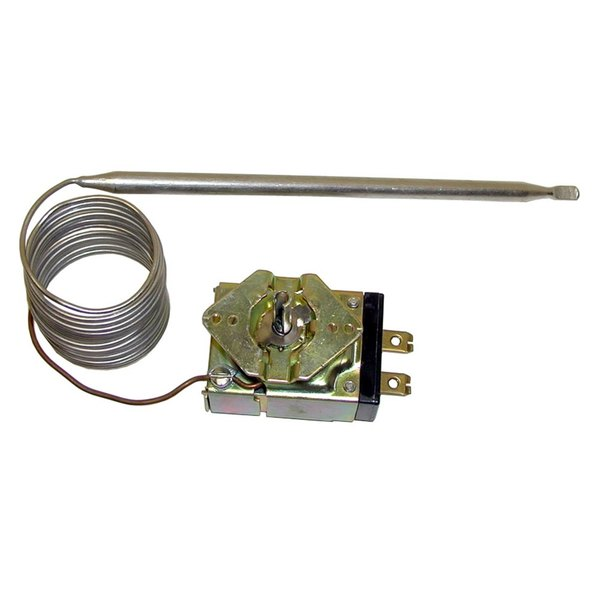 "All Points 46-1100 Thermostat; Type K; Temperature 200 - 400 Degrees Fahrenheit; 96"" Capillary"