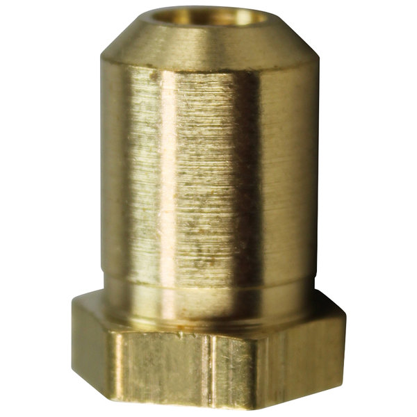 "Garland / US Range M8-40 Equivalent Brass Hood Orifice; #40; 3/8""-27 Thread; 1/2"""