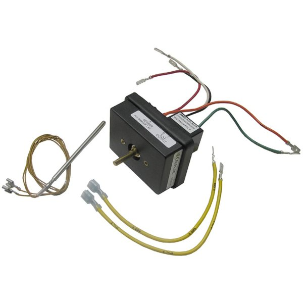 Cres Cor 0848-008-1AC Equivalent Solid State Thermostat with Probe and Wire Leads Main Image 1