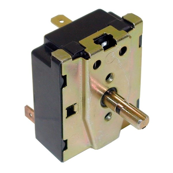 All Points 42-1428 3-Position Rotary Switch - 120V