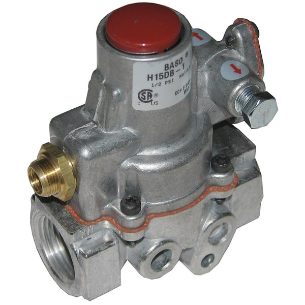 "All Points 54-1123 Gas Safety Valve; 3/4"" Gas In / Out; 1/8"" Pilot Out"