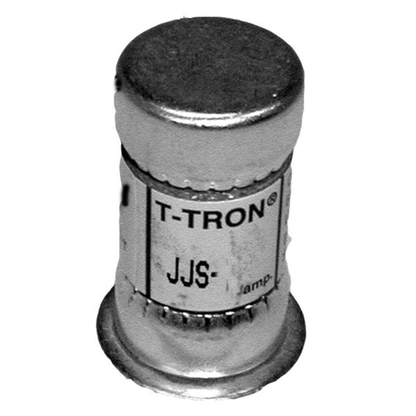 "Hatco R02.03.015 Equivalent 1 9/16"" x 11/16"" 60 Amp Very Fast Acting T-Tron Space Saver Fuse - 600V Main Image 1"