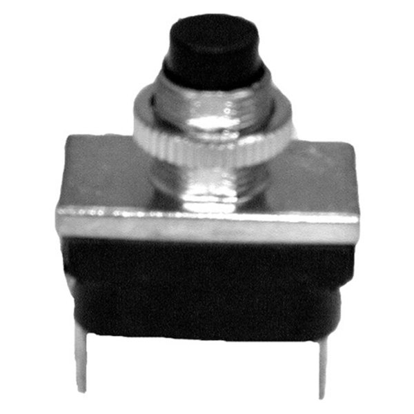 All Points 42-1096 Momentary Push Button On/Off Switch - 120-240V