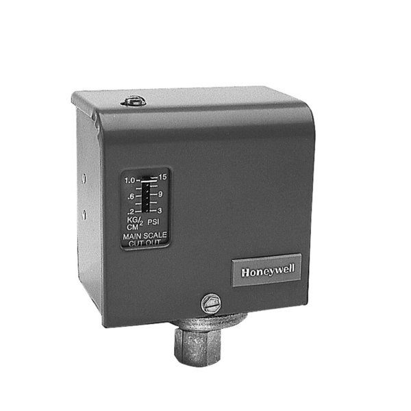 "Market Forge S10-5245 Equivalent 3-15 PSI SPST Steam Pressure Control, Open on Rise - 1/4"" NPT"