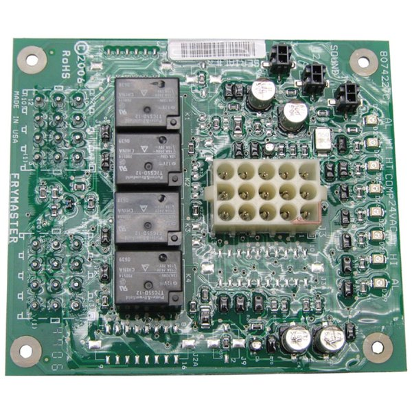 "All Points 44-1271 4 5/16"" x 4 7/8"" Interface Board for Fryers Main Image 1"