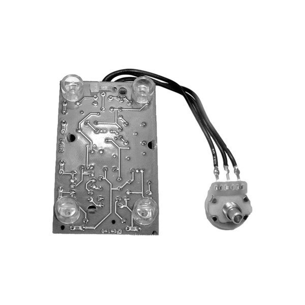 All Points 42-1098 Timer And Potentiometer; 208/240V