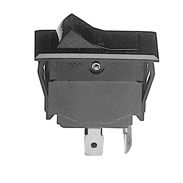 Bloomfield 8706-28 Equivalent Momentary On/Off Rocker Switch - 10A/250V, 15A/125V