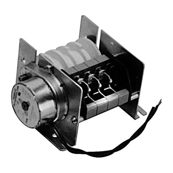 Jackson 173900 Equivalent Dishwasher Timer - 220V, 150 Seconds, 4 Cam