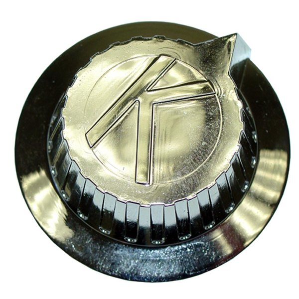"""Keating 9914 Equivalent 2"""" Grill Indicator Knob with Pointer"""