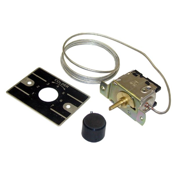 All Points 46-1314 Temperature Controller with Dial Plate and Dial -5 to 40 Degrees Fahrenheit