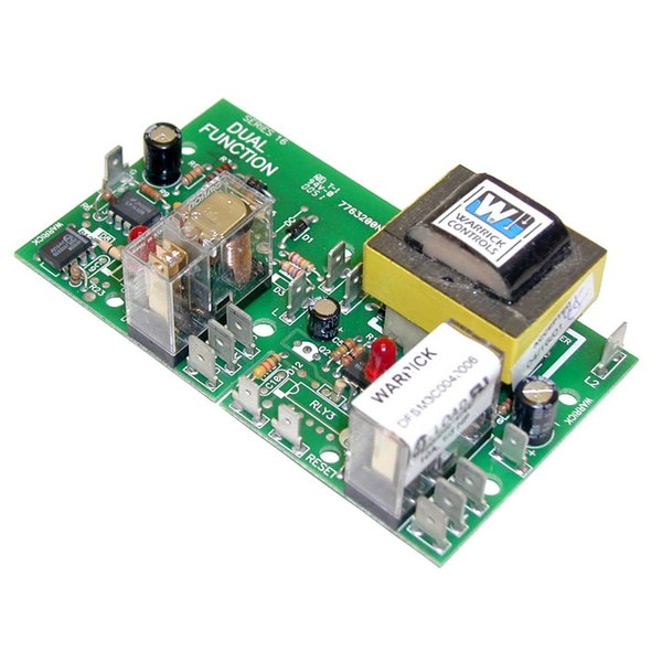 All Points 44-1243 Water Level Control Board for Steam Equipment - 24V Main Image 1