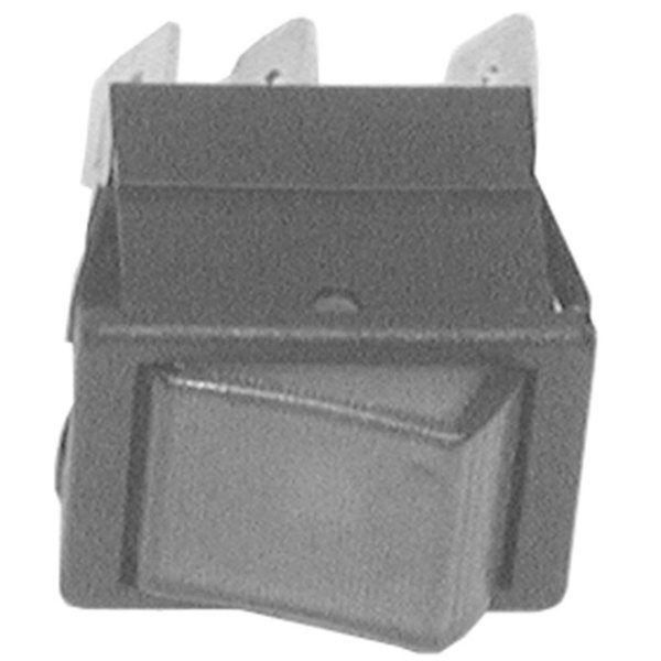 All Points 42-1223 Off/Momentary On Lighted Rocker Switch - 16A/250V Main Image 1