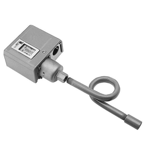 """Johnson Controls P47AA4 Equivalent 0-50 PSI SPST Steam Pressure Control; Open, 20 PSI, Close, 15 PSI - 1/4"""" NPT"""