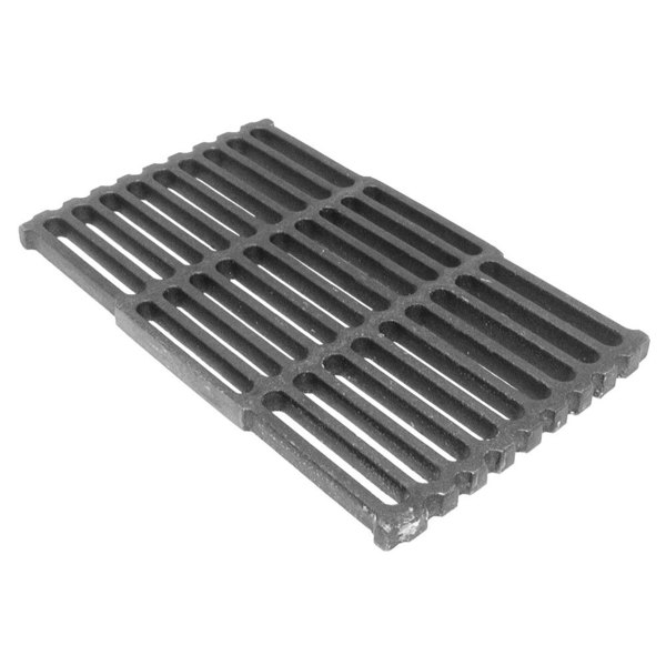 """All Points 24-1157 17 1/16"""" X 10 1/2"""" Cast Iron Bottom Grate"""