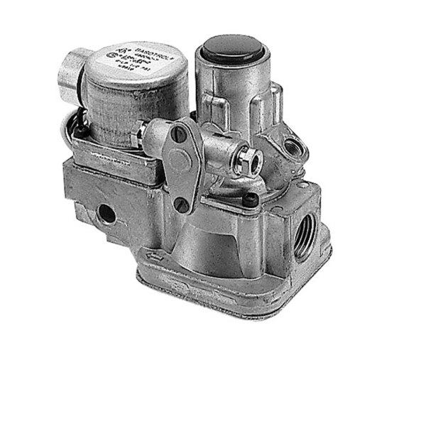 "Johnson Controls G92CAC-7D Equivalent 1/2"" NPT x 1/2"" NPT Gas Safety Valve - 120V Main Image 1"