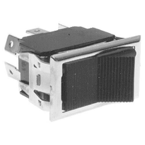 All Points 42-1608 On/On Rocker Switch - 15A/125V, 10A/250V Main Image 1