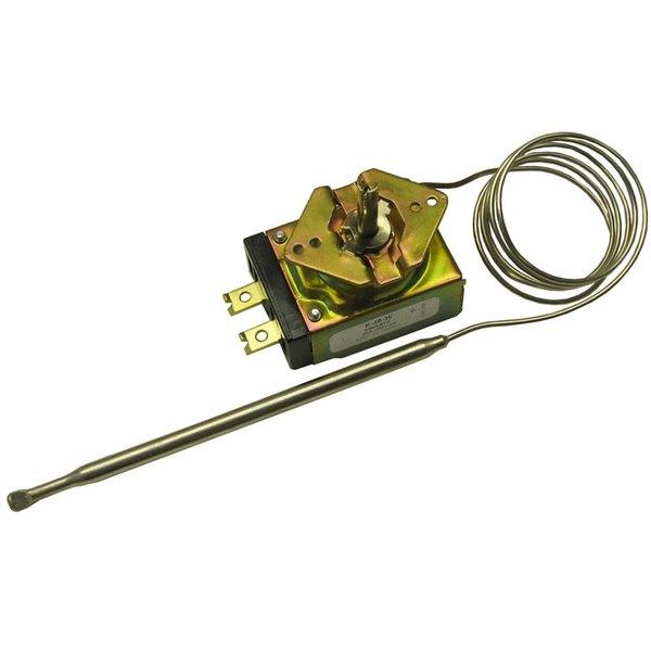 "Atlas Metal Industries Inc 1096 Equivalent Thermostat; Type K; Temperature 100 - 550 Degrees Fahrenheit; 36"" Capillary"