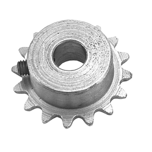 "All Points 26-2135 Conveyor Sprocket - 12 Teeth, 3/8"" Hole, 1 1/8"" Diameter Main Image 1"