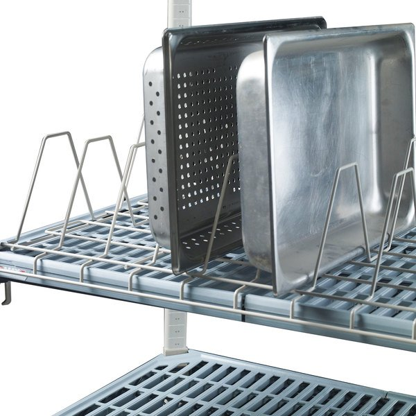 "Metro MTR2448XEA Metromax iQ Drying Rack for Cutting Boards, Pans, and Trays 24"" x 48"" x 6"""