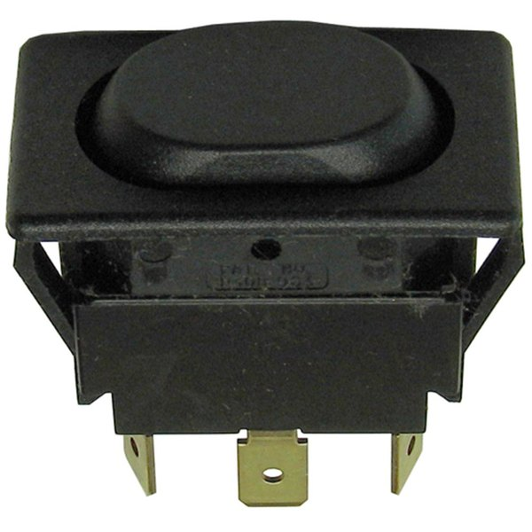 Stero P49-5738 Equivalent On/Off/On Rocker Switch - 15A, 125/277V