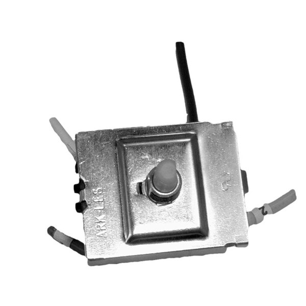 All Points 42-1171 On/Off/On Rotary Switch Kit - 25A/120V/240V