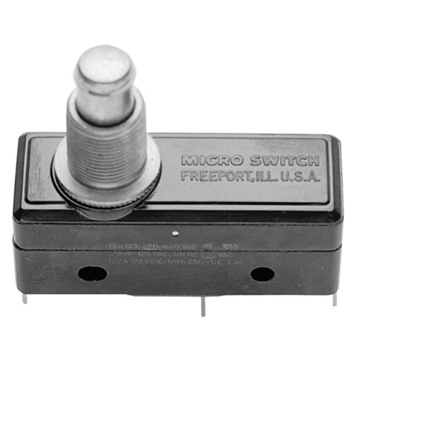 All Points 42-1255 Momentary On/Off Push Button Micro Switch - 15A- 125/250/480V