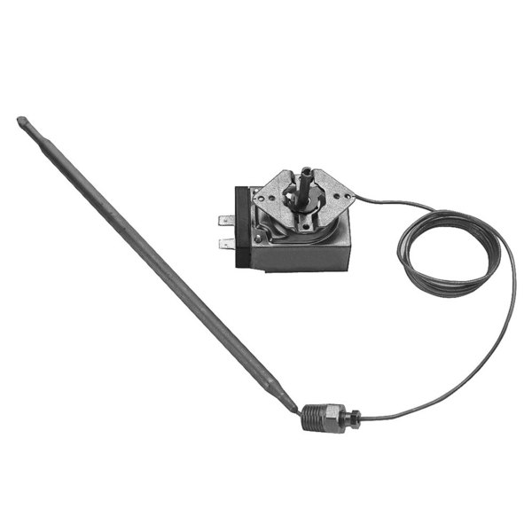 "All Points 46-1243 Thermostat; Type K; Temperature 70 - 215 Degrees Fahrenheit; 36"" Capillary Main Image 1"