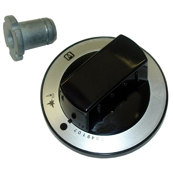 """All Points 22-1319 2 7/16"""" Knob with Pointer"""