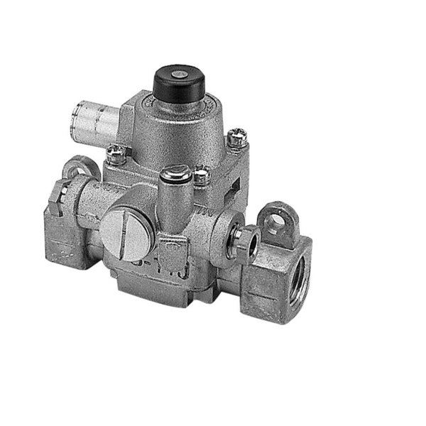"All Points 54-1068 Type ""J"" Gas Safety Valve; 3/8"" Gas In / Out; 1/4"" Pilot In / Out Main Image 1"