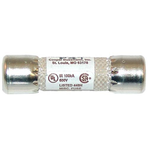 """All Points 38-1432 13/32"""" x 1 1/2"""" 15A Fast Acting KTK-15 Glass Fuse - 600V Main Image 1"""