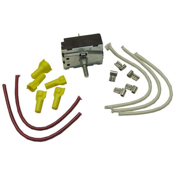 Hobart 341384-1 Equivalent Rotary Switch Kit - 20A/480V