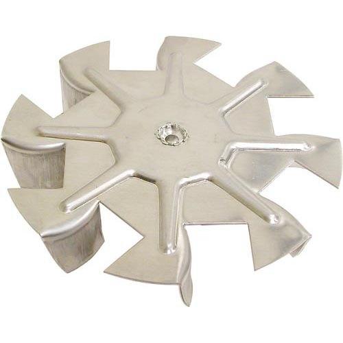 """All Points 26-3469 Radial Fan Blade 6 1/4"""" Diameter"""