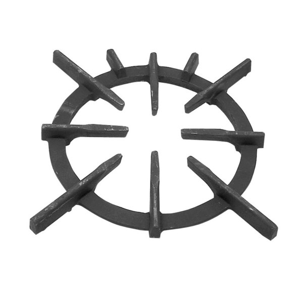 "All Points 24-1128 10 1/4"" Cast Iron Spider Grate"