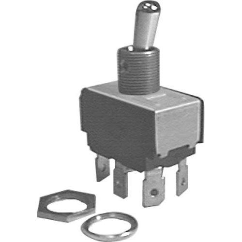 All Points 42-1665 On/Off Toggle Switch - 10A/250V, 15A/120V