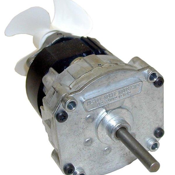 Hatco R02.12.020.00 Equivalent 6.3 RPM Gear Drive Motor - 208V