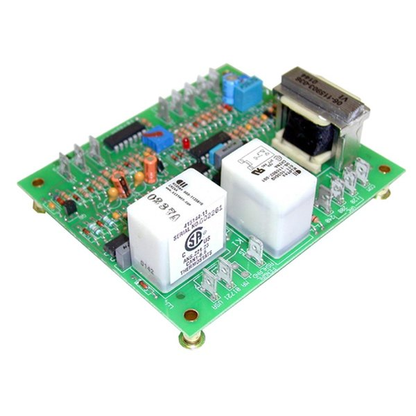 "All Points 46-1307 Temperature Control Board; 4 3/16"" x 4 3/4"" Main Image 1"
