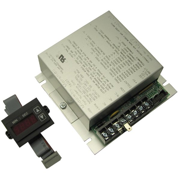 "All Points 44-1248 Conveyor Speed Control Board with Digital Display; 5 3/8"" x 5 1/2"""